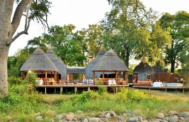 Hoyo Hoyo Safari Lodge - Exterior